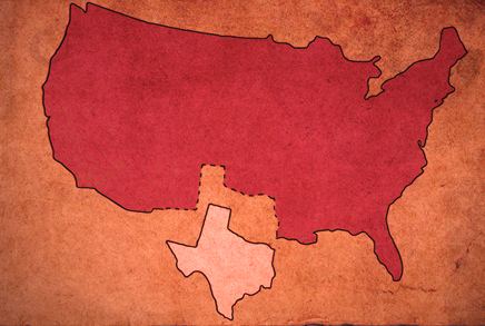 Texas Collects 25K+ Signatures to Secede from USA