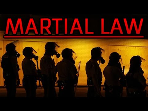 WARNING! Ferguson is a Psyop to Declare Martial Law