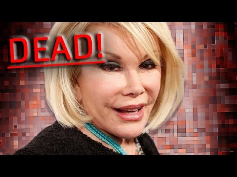 Joan Rivers Dead at 81 – At the Top of Her Game