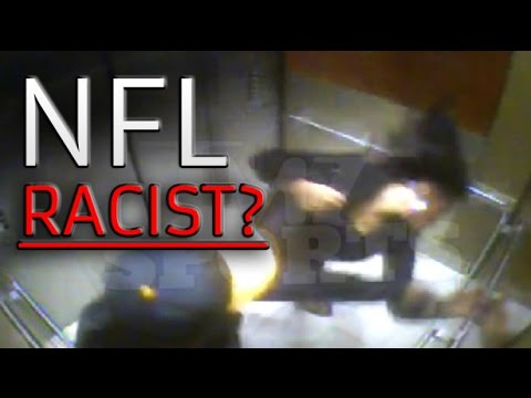 Ray Rice Suspended by Racist All-White NFL Commissioner and Coach
