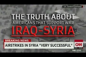 The Truth About Americans that Support War in Iraq-Syria