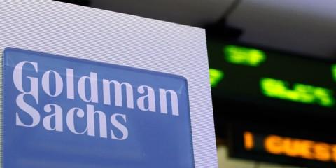 GoldmanSachsSignNYSE