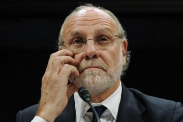 Corzine testifies before a House Financial Services Committee Oversight and Investigations Subcommittee hearing on the collapse of MF Global, at the U.S. Capitol in Washington