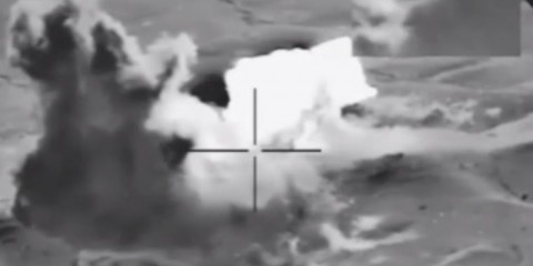 Coalition-Airstrike-Demolishes-ISIS-Staging-Area