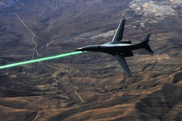 DARPA-Laser