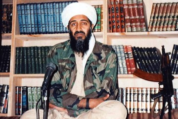 Photos have been released of the Tora Bora compound Osama Bin Laden lived in until a Western bombing campaign forced him to flee. Photo credit: U.S. Department of Justice