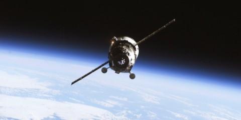 progress-space-capsule-nasa