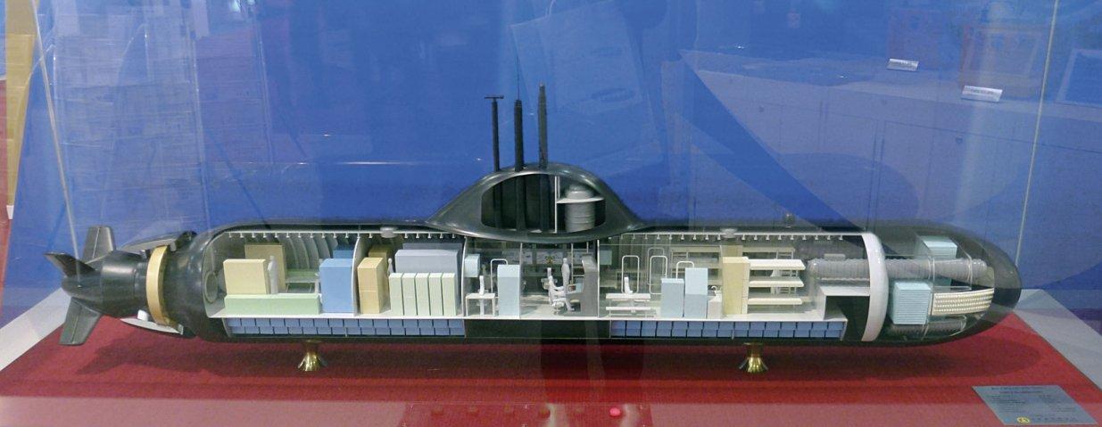 маленькие боевые подводные лодки