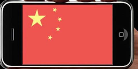 iPhone-Smartphone-China