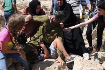 Mideast Israel Palestinians-2