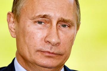 Vladimir Putin in Finland