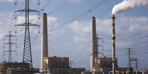 power-station-ashdod-israel