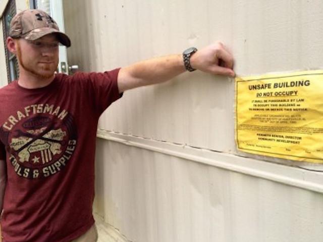 off the grid 39 huntsville man to keep fighting city amtv 2016