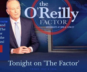 In today's video, Christopher Greene reports Bill O'Reilly and FOX News stealing 'Hard-hitting and in your face!'