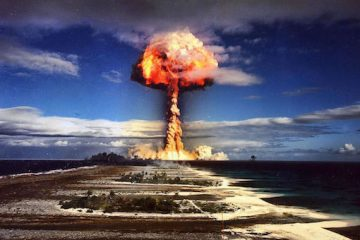 Pacific-Nuclear-Bomb