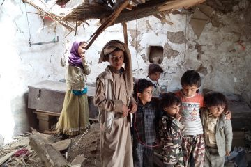 E-Nasser-children-of-the-extended-al-Ameri-family-inside-the-home-of-Ali-Mabkhout-al-Ameri-which-was-targetted-1