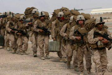 afghanistan 4000 troops opium