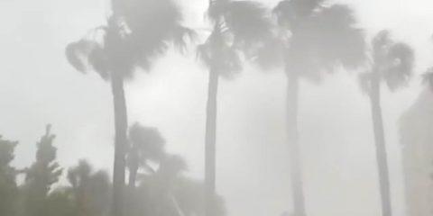 Hurricane Force Winds Strike South Florida_3