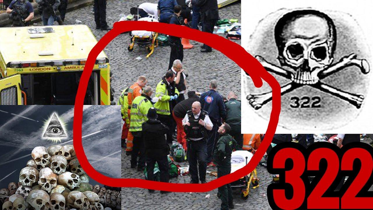 Sotu >> LONDON TERROR: SKULL AND BONES BL**D SACRIFICE 322   AMTV 2018®