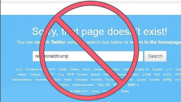 thumb twitter trump web